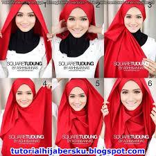 tutorial hijab paris zaskia video tutorial hijab paris zaskia simple dan mudah terbaru 2017