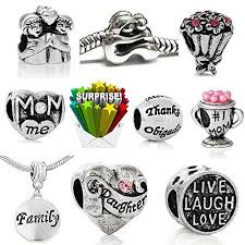 snake chain charm bracelet images Mothers day bulk charm beads for snake chain charm bracelets jpeg