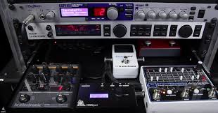Audio Visual Rack Pairing A Midi Foot Controller With Your Guitar Rig Guitar Chalk