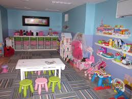 set kids play room with make playroom storage and colorful chair