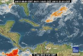 caribbean weather map caribbean on line caribbean weather resources and forecasts