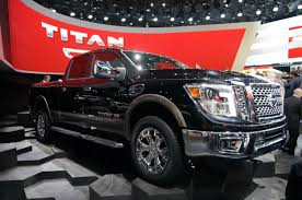 nissan titan navigation system 2016 nissan titan unveiled at detroit auto show u2013 car24news com