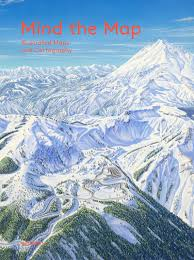 Colorado Ski Map by Shop They Draw U0026 Travel