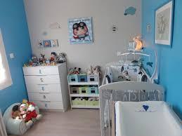 chambre bébé gris et turquoise décoration chambre garcon gris et bleu 38 09310007 porte