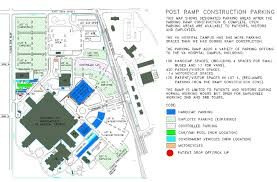 Virginia Tech Parking Map by North Central Biomed Association Ncba Quarterly Meeting