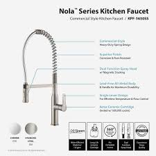 kitchen faucet types types of kitchen faucets pictures and outstanding worktops