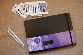 black page photo album 新朋友 moleskine black page album hank s diary