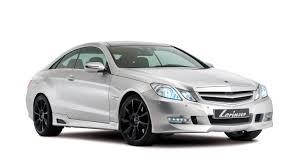 mercedes e class concept lorinser mercedes e class coupe car tuning