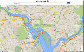 Washington Dc Monument Map by Washington Dc Map Android Apps On Google Play