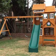 Backyard Swing Sets Canada Swing Set Pros 89 Photos U0026 44 Reviews Playsets Sherman Oaks