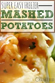 thanksgiving mashed potatoes and gravy instant mashed potatoes recipe freezable u0026 delicious you won u0027t
