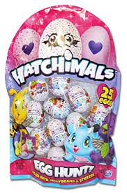 easter eggs filled with toys hatchimals easter egg hunt eggs filled with jelly beans and