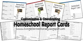 free home school free homeschool report cards