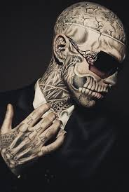 rick genest ugh i m obsessed this tho
