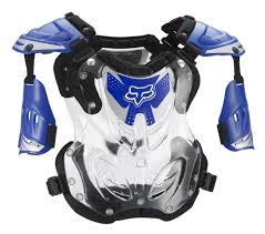 fox motocross chest protector fox racing r3 roost deflector cycle gear