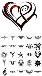 tribal meanings amazing