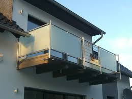 balkon edelstahlgel nder meeraner edelstahlbau und systemgeländer geländer aus edelstahl