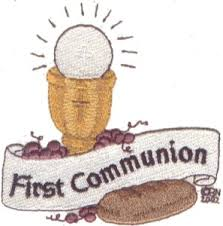 of their First Communion,