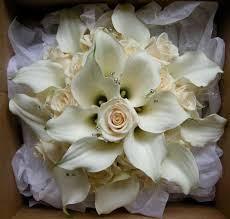 bouquets for wedding wedding flowers collection calla wedding bouquets for