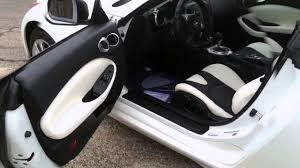 nissan 370z custom nissan 370z custom leather interior by roadwire youtube