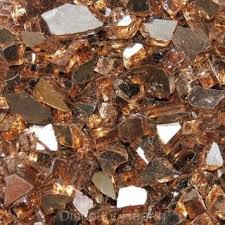 Fire Pit Crystals by Buy Dreffco 4 Lbs Copper Reflective Fire Rated Fire Pit U0026amp