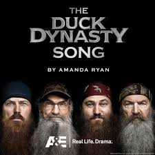 the duck dynasty song by amanda on spotify