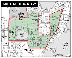 Lake Maps Mn District Map