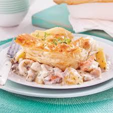 cuisiner des fruits de mer tourte aux fruits de mer soupers de semaine recettes 5 15