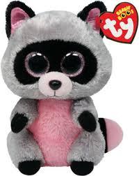 rocco raccoon beanie boo 8421367276 barnes u0026 noble