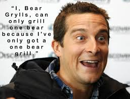 Bear Grylls Meme - from his today s ama when asked how many bears could a bear
