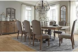 ashley furniture farmhouse table ashley furniture dining room sets sale www elsaandfred com