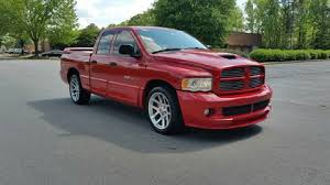 dodge ram srt 10 dodge ram 1500 srt 10 for sale carsforsale com