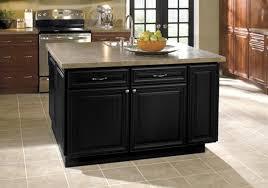 kitchen island black black kitchen island gen4congress