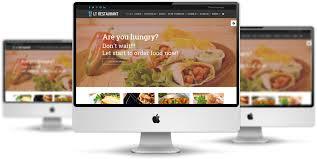themes wordpress restaurant free lt restaurant free food center hikashop joomla template