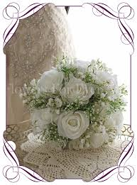 alexis u2013 white flowers for ever after u2013 artificial wedding