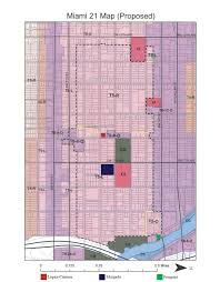 Miami Beach Zoning Map by Some Rich And Powerful Would Benefit From Little Havana Upzoning