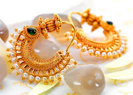bugadi earrings buy gold earrings in pune p n gadgil and sons