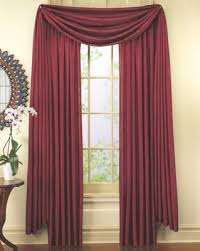 crushed faux silk curtains from midnight velvet vw744829