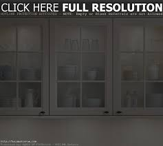 kitchen wall cabinets with glass doors tehranway decoration