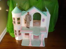 i luv dolls barbie house before the victorian house