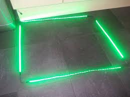 led strip lights for tv led strip lighting project u2013part4 the digital lifestyle com