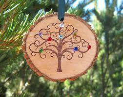 birthstone ornament birthstone christmas ornament etsy