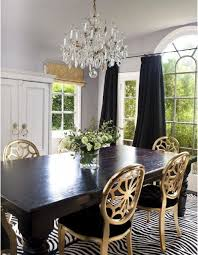 black dining room sets best 25 gold dining rooms ideas on gold and black