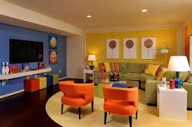 Design For Basement Makeover Ideas Playroom Basement Ideas Photo Of Softtiles Childrensu