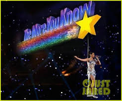 The More You Know Meme - katy perry emulated the more you know logo with super bowl star