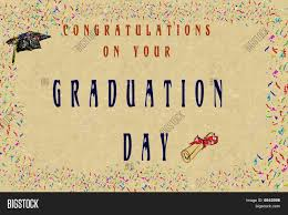 congratulations on your graduation image photo bigstock