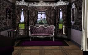gothic rooms home design