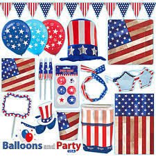 4th of july decorations paper 4th of july summer décor ebay
