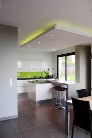 eclairage plafond cuisine led luminaire plafond cuisine design luminaire style contemporain