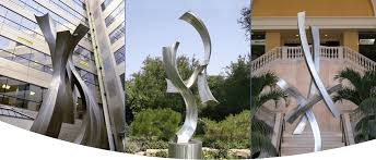 home sculptures kevin robb studios contemporary metal u0026 stainless steel sculptures